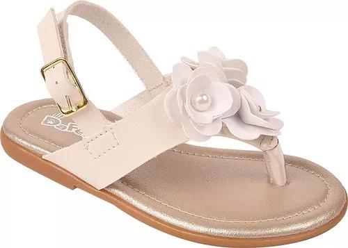 Sandalia infantil menina daferinha ref 3062
