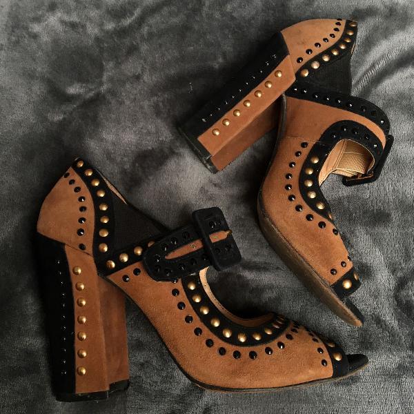 Luiza barcelos - sandália poderosa - 37