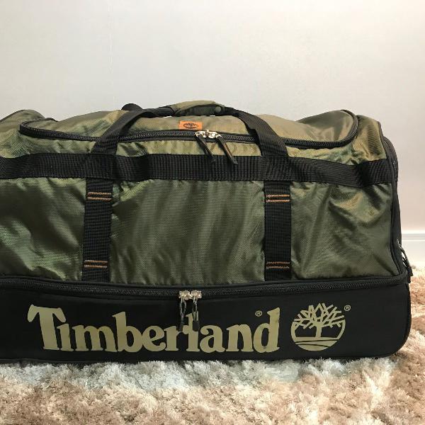 Mala bolsa de viagem timberland extra grande
