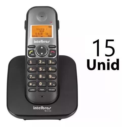 15 Telefones Intelbras S