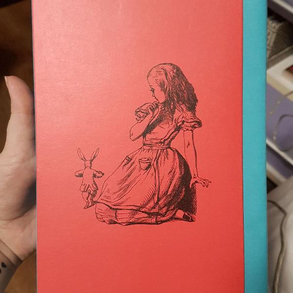 Alice no país das maravilhas ed. especial