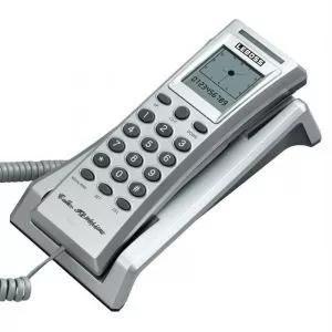 Ap telefônico gondola parede id chamadas c/ fio lebos
