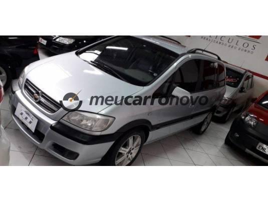 Chevrolet zafira elite 2.0 mpfi flexpower 8v aut 2008/2009