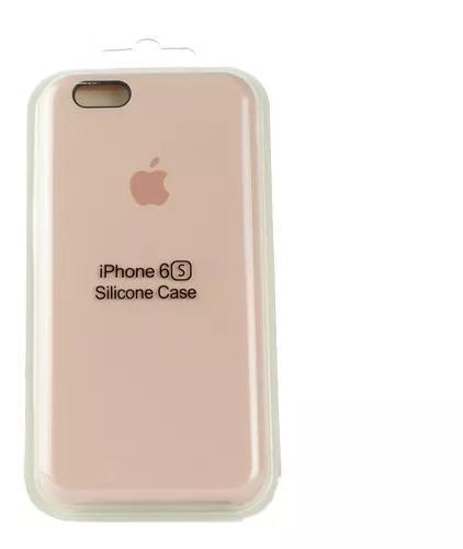 Capinha silicone iphone 6/6s (19 cores disponiveis)