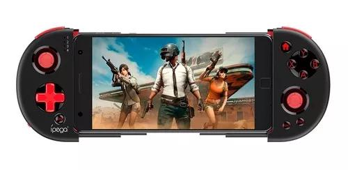 Controle joystick android ipega 9087 psp celular pc manete