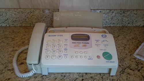 Fax sharp ux355l