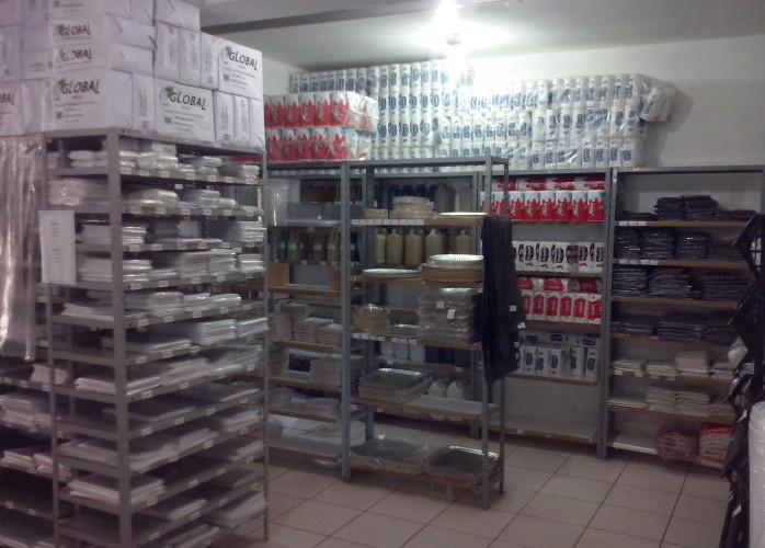 Loja de produtos descartáveis em santo andré - próximo do