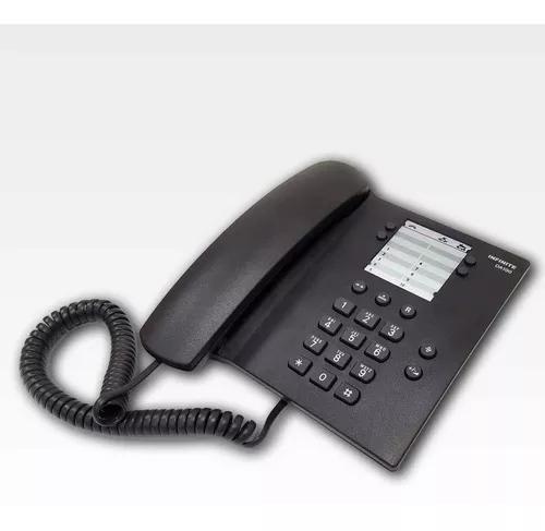 Lote 02pçs telefone com fio si