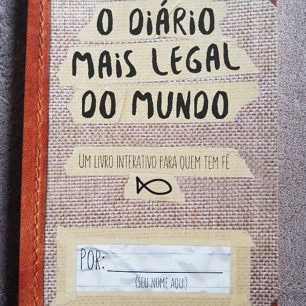 O diário mais legal do mundo, thomas nelson