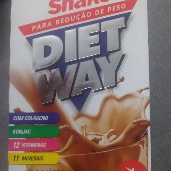 Shake para redução de peso