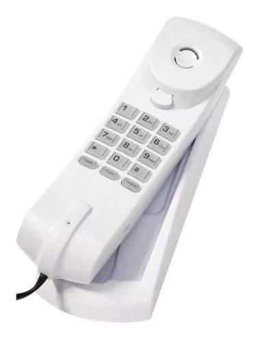 Telefone c/ fio intelbras gôndola tc20 p/ mesa parede