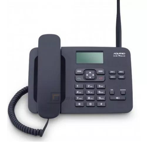 Telefone celular rural mesa 2 chip aquario novo modelo ca42s