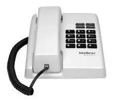 Telefone com fio 4 funções tc 50 pr