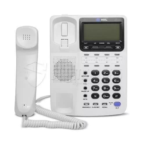 Telefone com fio centrixfone identificador 90.02.01.456 hdl