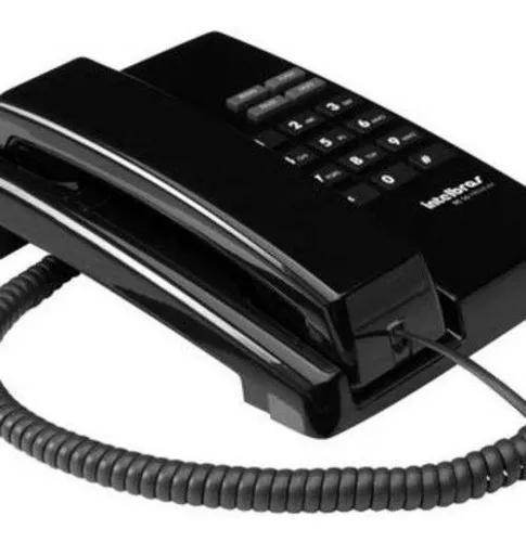 Telefone com fio intelbras tc 50 pr