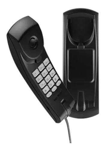 Telefone gondola com fio tc20 intelbras c/ nf