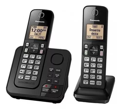 Telefone Panasonic S/fio Secretária/ramalviva Voz C362 110v