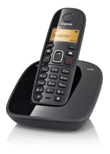 Telefone s/ fio c/ identificador a390 gigaset - si