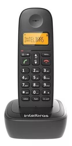 Telefone s/fio intelbras display id. digital ts2510