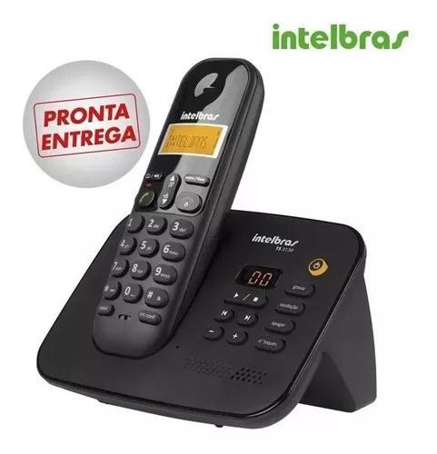 Telefone s/fio intelbras ts3130 digit. secretaria