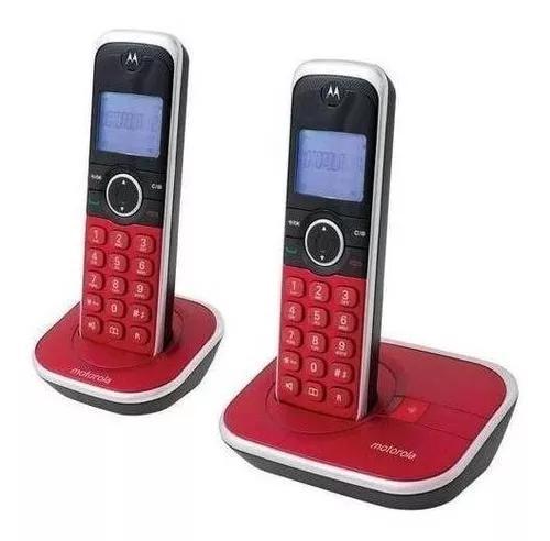 Telefone s/fio motorola gate-4800r-2 bivolt - novo na caixa