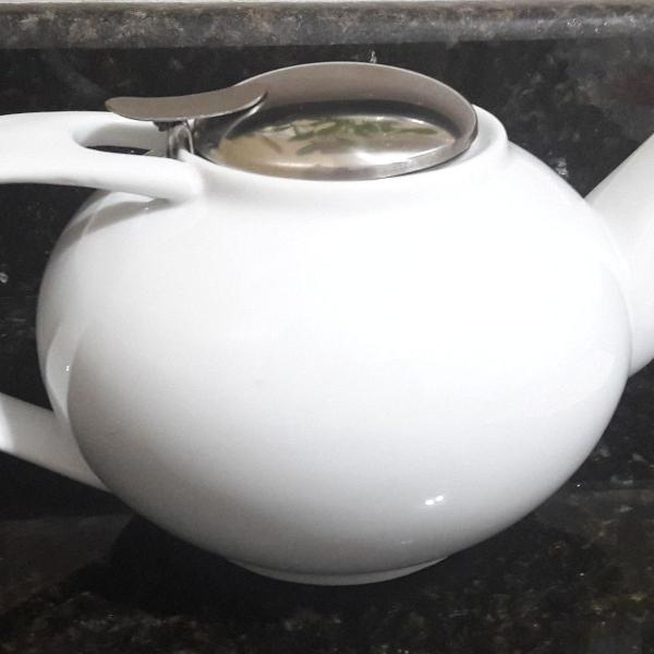 Bule para chá com infusor