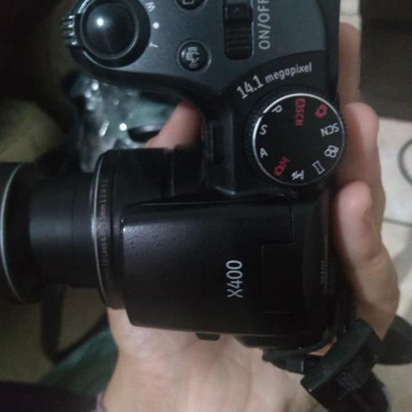 Camera semi profissional ge