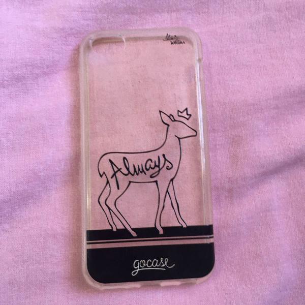 Capinha para celular always harry potter gocase iphone 5,