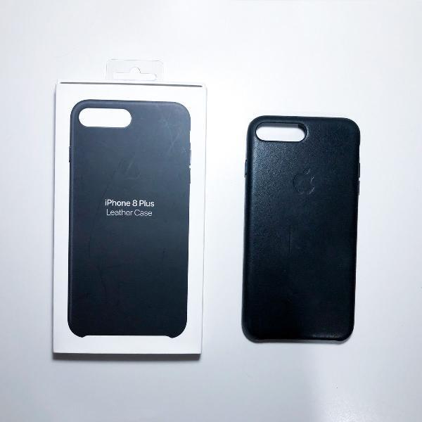 Case de couro | iphone 8 plus
