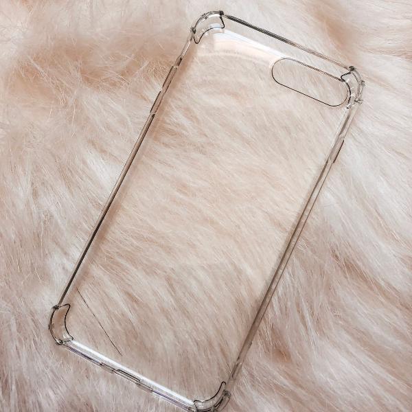Case transparente para iphone