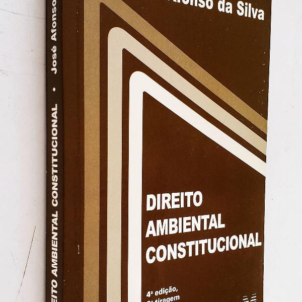 Direito ambiental constitucional - 4ª edição - 2ª