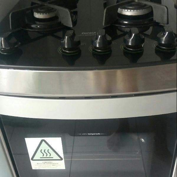 Fogão cooktop pouco uso