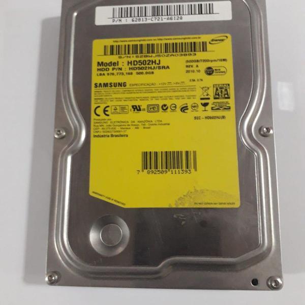 """Samsung 160GB 7200 RPM 3.5/"""" PC Desktop SATA Hard Drive HD160JJ//P"""