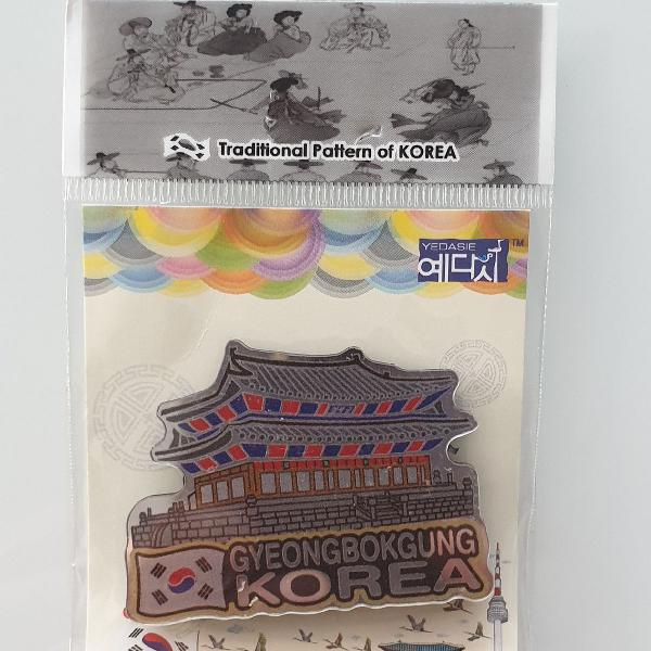 Imã decorativo da coréia