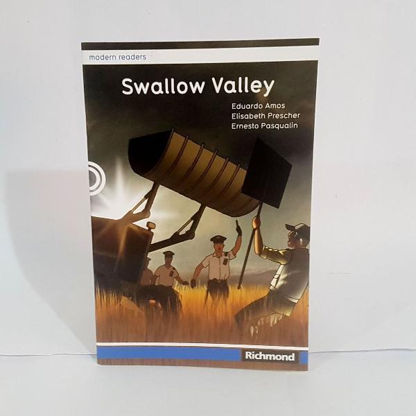 Inglês para ensino fundamental swallow valley