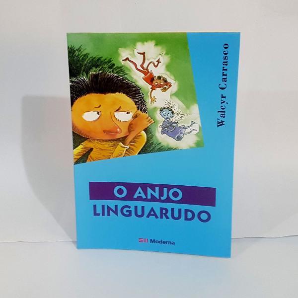 Livro infantil o anjo linguarudo walcyr carrasco