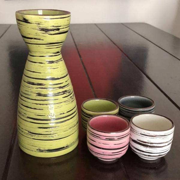 Para sake colorido