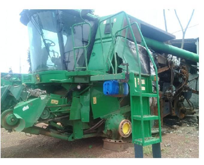 Peças em geral para máquinas agricolas
