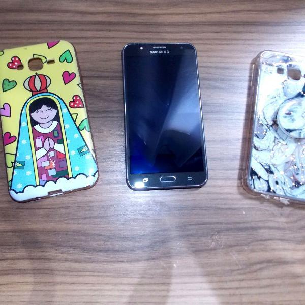Samsung galaxy j7 4g original 16gb usado