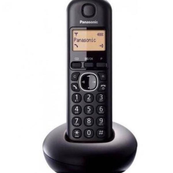 Telefone sem fio panasonic kx-tgb210 com identificador de