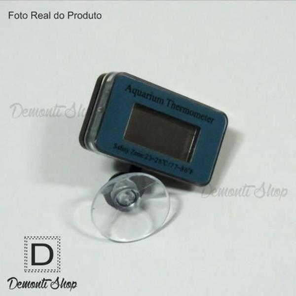 Termômetro digital para aquário submerso lcd