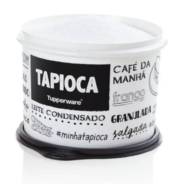 Tupper caixa tapioca pb 1,6kg - tupperware