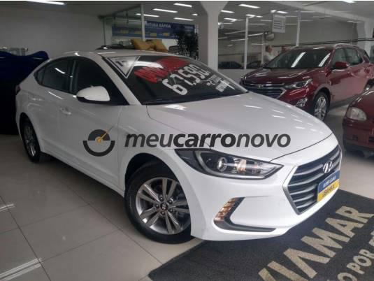 Hyundai elantra 2.0 16v flex aut. 2016/2017