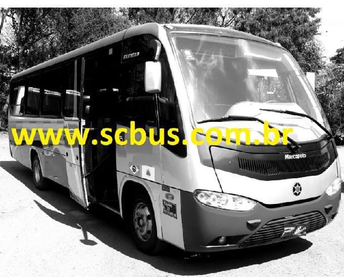Micro ônibus rod. marcopolo senior executivo = silvio