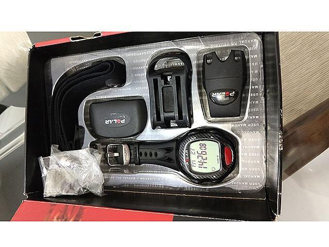 Monitor cardíaco polar s725