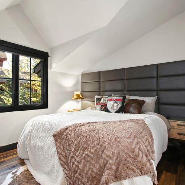 Painel estofado para cama box 3,20cm x 1,00cm