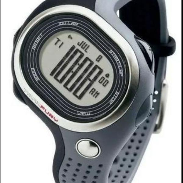 Relógio nike triax fury 100 regular preto