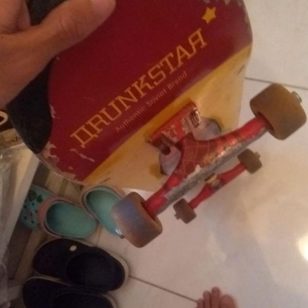 Skate blunt profissional