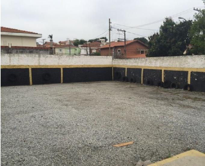 Terreno para estacionamento - bairro planalto paulista sp