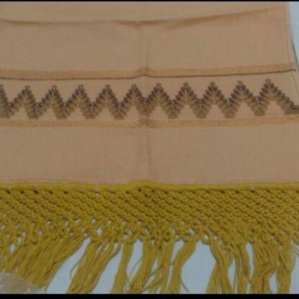 Artesanato em crochê e bordados